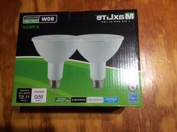 Maxlite LED Outdoor Flood Light Bulb, weatherproof  120 watt