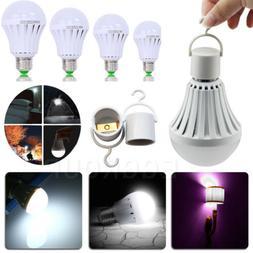 LED Smart Light Bulb 7W 9W 12W Rechargeable Emergency Lighti
