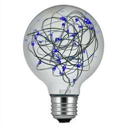 Sunlite 1.5w Blue G25 Decorative LED Bulb - 100-260v E26 Med