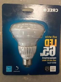 Cree  LED 65W Soft White  BR30 Dimmable LED Flood Light Bulb
