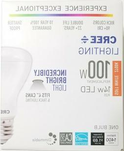 Cree 100-Watt Equivalent R20 High Brightness Dimmable LED Fl