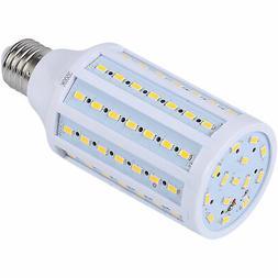 100W Equivalent LED Bulb 75-Chip Corn Light E26 1850lm 17W S
