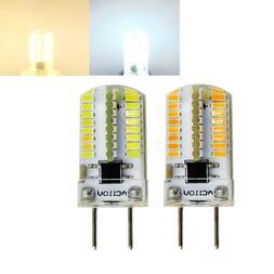 10pcs G8 G8.5 T5 Led Light Bulb 64-3014SMD 110V 3W Lamp Equi
