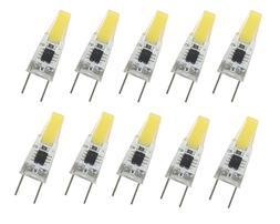 USA Shipping 10x G8 Mini Flat Bulb 2W COB 1505 LED Puck Ligh