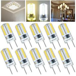 10pcs G8 LED Light Bulb Lamp T5 64 3014 Kitchen Cabinet Ligh