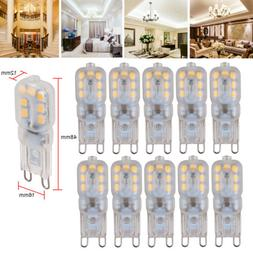 10pcs LED Dimmable Capsule Bulb G9 5W Replacement for Light