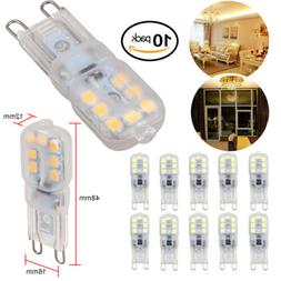 10X LED Dimmable Capsule Bulb Warm White Replace Halogen Lig