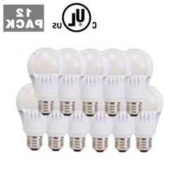 12 Pack 60 Watt Equivalent SlimStyle Soft White 2700K LED Li