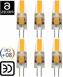 12 Pack G4 LED Bulb 12V 1.5W Warm White 200lm Light - Replac