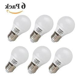 ChiChinLighting 12 volt LED Bulb Cool White 6000k E26 Screw