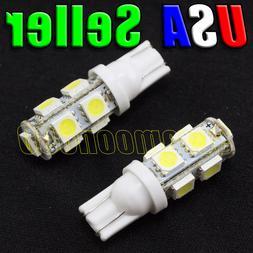 12V AC DC Low Voltage T10 T5 Wedge Warm White LED Malibu Rep