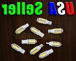 12V Low Voltage T10/T5 Wedge Base Warm Soft White LED Malibu