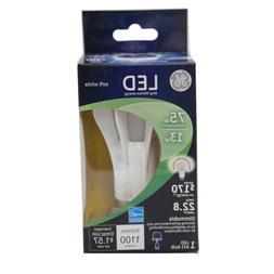 GE Lighting 13884 A19 A-Line Medium Base LED Light Bulb, 13
