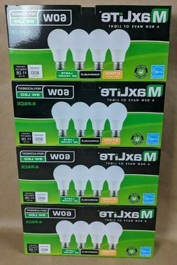 16 pack led light bulbs new 60