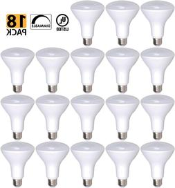 OptoLight BR30 LED Bulb 11W 2700K Warm White DIMMABLE, 950