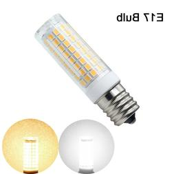 2/10pcs E17 Intermediate Base LED bulb 102-2835SMD Ceramics