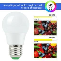 2/5pc 5W E27 B22 RGB LED Light Bulb Color Changing White Dim