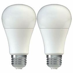 GE Lighting 21004 Medium-Base A19 Classic LED Bulb, Soft Whi
