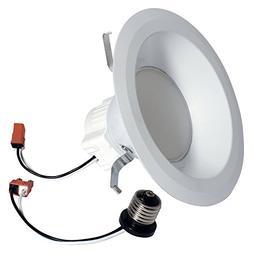 GE Lighting 22237 LED 10-watt 700-Lumen Dimmable 4-Inch Rece