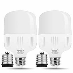 250w 300w equivalent led bulb daylight bulb