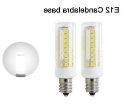 2pcs e12 candelabra c7 led bulb 102led