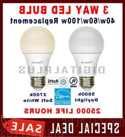 3 way led bulb 40w 60w 100w