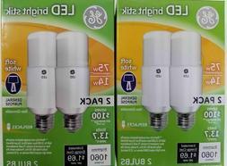 GE Lighting 32295 LED Bright Stik 14-watt , 1060-Lumen Light