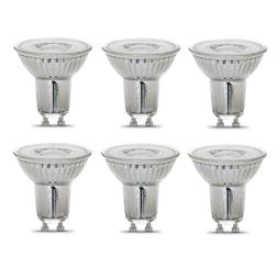 Feit Electric 35W MR16 GU10 LED Light Bulbs  MR16/GU10/930CA