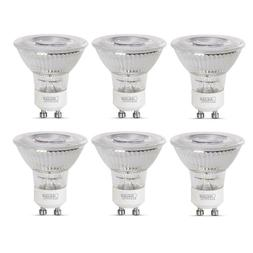 Feit Electric 35W MR16 GU10 LED Light Bulbs  MR16/GU10/950CA