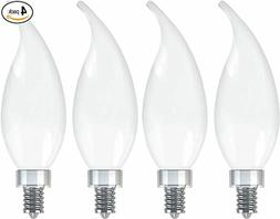 GE Lighting 36986 Frosted Finish Light Bulb Relax HD Dimmabl