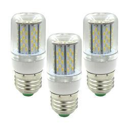 3pcs E27 LED Light Corn Bulb AC12V/DC12-24V Low Voltage 78-3