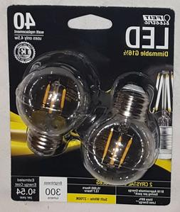 Brand Name: FEIT Electric  Watts: 4.5 watts Bulb Shape Type:
