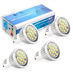 4x LED Gu10 5W light Bulb 110V Cool White Spotlight Energy s