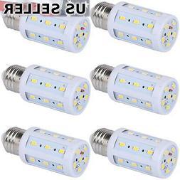 6-Pack 40W Equivalent LED Bulb 24-Chip Corn Light E26 550lm