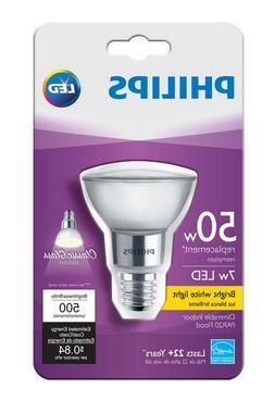 Philips 50-Watt Equivalent PAR20 LED Light Bulb Bright White