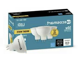 EcoSmart 50W Equivalent Bright White MR16 GU5.3 Dimmable LED
