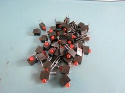 GENERIC  5600F3 Qty of 50 per Lot Indicator,LED PCB Thru-Hol
