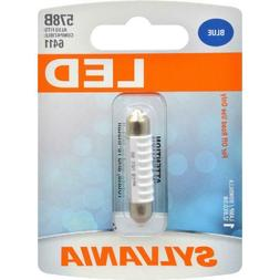 SYLVANIA 578B BLUE SYL LED Mini Bulb, Pack of 1