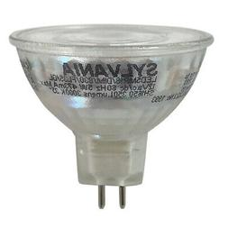 SYLVANIA 5W MR16 Dimmable LED Flood 35 deg. 3000K ULTRA LED