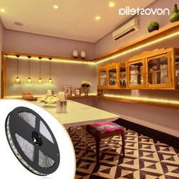 NEW 5m Waterproof LED Strip Lights 2835 warm LED Rope Lights