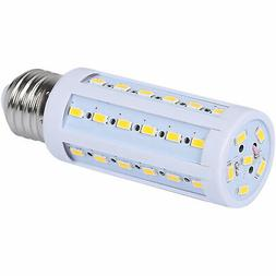 60 Watt Equivalent LED Bulb 42-Chip Corn Light E26 850lm 8W
