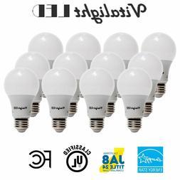 60 Watt Equivalent SlimStyle A19 LED Light Bulb 12 Pack 114