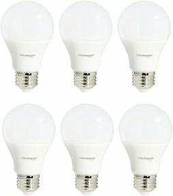 60 Watt Equivalent Soft White Non Dimmable 15,000 Hour Lifet
