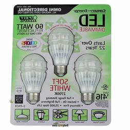 Feit Electric - 60 Watt Replacement - Omni Directional - LED