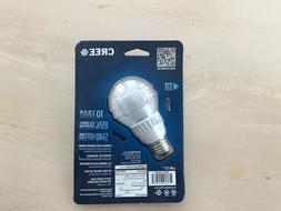 CREE 60W/9W Dimmable LED Daylight BULB 800 Lumens