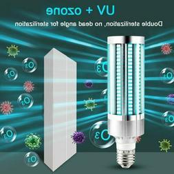 60W UV Germicidal Sterilizer Lamp UVC Home Ozone Disinfectio