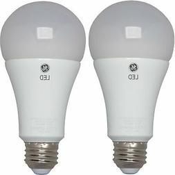 GE Lighting 66133 LED A21 Light Bulb with Medium Base, 17-Wa
