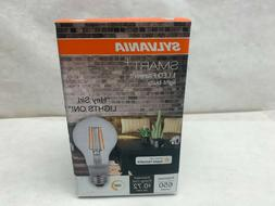Sylvania 74979 A19 Filament Soft White LED Bulb, Works with