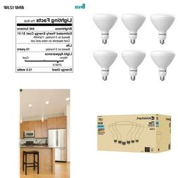 75 Watt Equivalent Br40 Dimmable Cec Led Light Bulb Daylight