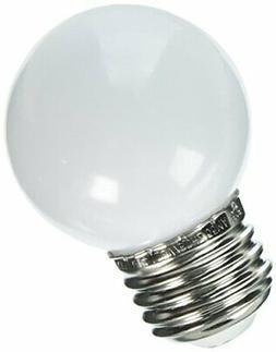 Bulbrite 770155 LED/G14W 1W Ambient LED Color Light G14 Bulb